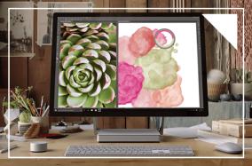Windows 10 update và thêm nhiều tiết lộ về chiếc máy tính bàn Surface Studio