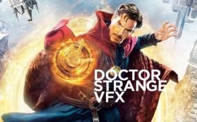 Tutorials tạo hiệu ứng kỹ xảo phim Doctor Strange – Phù thủy tối thượng