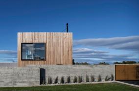 The Whittaker Cube – Kiến trúc tuyệt đẹp bên bờ biển New Zealand