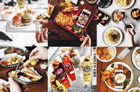 Food Styling: Phá bỏ mọi giới hạn cùng Iphone