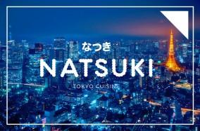 Bộ nhận diện Natsuki – ẩm thực Nhật Bản đỉnh cao của thế kỉ 21