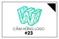 Cảm Hứng Logo #23: Chữ W