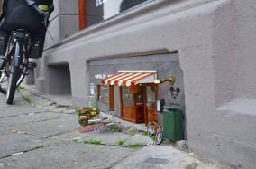 Anonymouse – chuỗi cửa hàng thực phẩm dành riêng cho chuột ở Thụy Điển