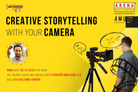 Multimedia Talk: Creative Story Telling with your Camera