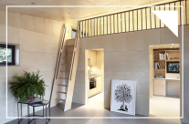 'ecospace' – Căn nhà được xây dựng trong 5 ngày