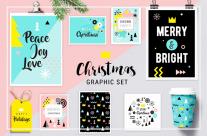 Thỏa sức sáng tạo mùa Giáng Sinh với 20 nguồn stocks ấn tượng