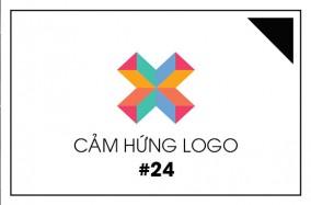 Cảm Hứng Logo #24: Chữ X