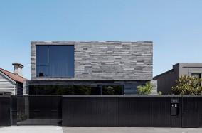 Canterbury Road Residence – Kiến trúc từ những tảng đá mài tuyệt đẹp