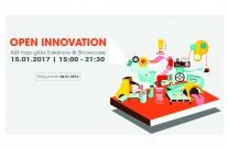 Sự kiện Open Innovation 2017 cho người trẻ luôn cải tiến mình