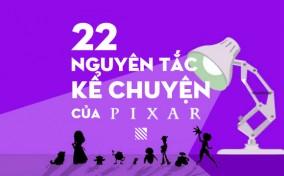 Phân tích 22 quy tắc kể chuyện của Pixar (Phần 2)