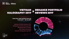 Behance Portfolio Reviews 2017 chính thức khởi động