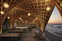 Kì quan nghỉ dưỡng Castaway Island Resort tại một hòn đảo nhỏ xinh đẹp thuộc vịnh Lan Hạ, quần đảo Cát Bà của KTS Võ Trọng Nghĩa