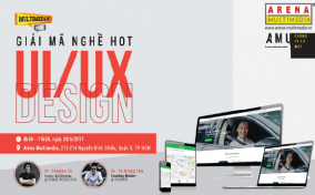 multimediaTALK: Giải mã nghề hot – UI/UX Design