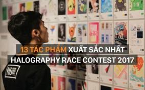 Nhìn lại 13 tác phẩm xuất sắc nhất Halography Race Contest 2017