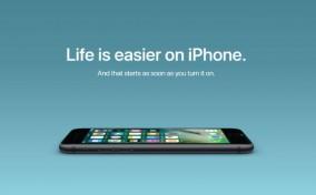 """""""Cuộc sống dễ dàng hơn khi dùng iPhone"""""""