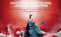 [ Tuyển dụng ] – Họa sỹ chuyển động (Motion Artist) và Họa sỹ hình ảnh (Visual Artist) tại Red Cat Motion