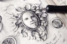 Cùng ngắm những tranh vẽ cổ điển đầy ấn tượng của cô gái xinh đẹp người Nga