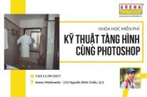 Khóa học miễn phí: Kỹ thuật tàng hình cùng Photoshop
