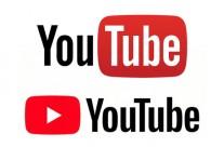 Google lần đầu tiên thay đổi logo YouTube trong thiết kế mới