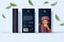 Fin Ho Organic Tea – Bộ bao bì đầy cảm hứng và đặc sắc được lấy từ văn hóa người Dao Đỏ của nhà thiết kế Wouter Pasman