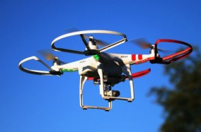 Drone của Google giao bánh burritos đến tận nhà khách hàng