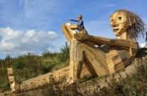 Những 'gã khổng lồ' ở thủ đô Đan Mạch