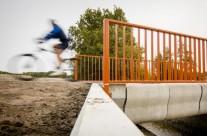 Hà Lan xây cầu bằng… máy in 3D