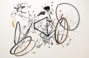 """""""Things Come Apart"""" – Chuỗi hình ảnh """"phân rã"""" các vật dụng thường ngày của nghệ sỹ Todd McLellan"""