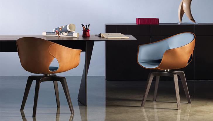 rgb_creative_design_talk_poltrona-frau_stuhl-ginger-und-tisch-palio