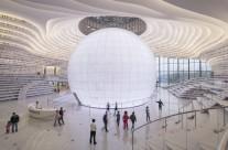Thư viện khổng lồ chứa 1,2 triệu cuốn sách ở Trung Quốc