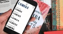 WhatTheFont – Ứng dụng miễn phí giúp nhận biết font chữ bằng camera của smartphone