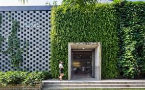 Độc đáo thiết kế Nhà máy Xanh tại TP. Hồ Chí Minh
