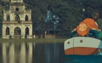 Ghibli Adventure – Khi các nhân vật hoạt hình Ghibli du ngoạn Hà Nội