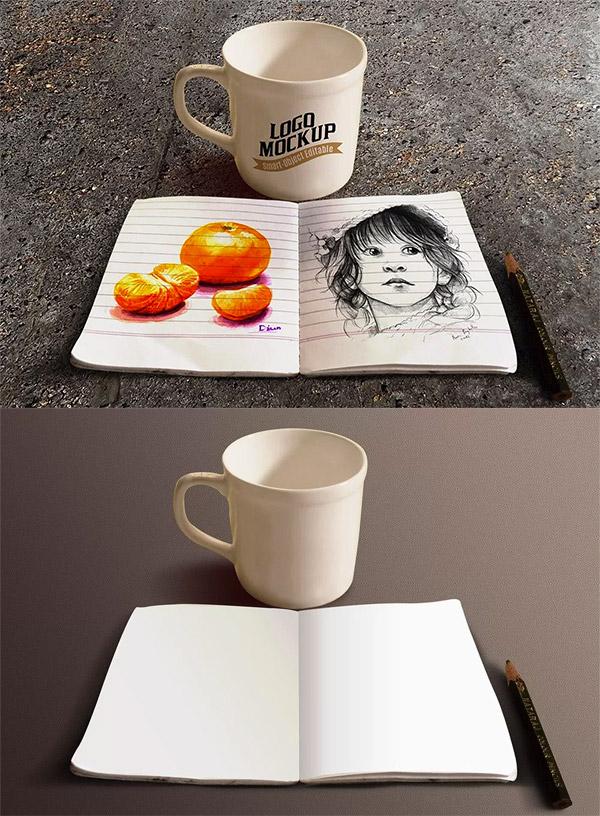rgb_creative_ideas_free_stock-8-drawing-book-coffee