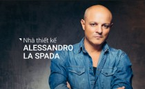 Bậc thầy Total Concept trong nội thất – Alessandro La Spada