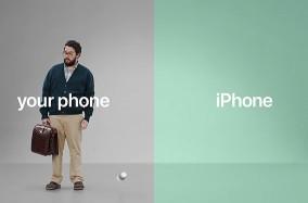 """Loạt quảng cáo """"ve vãn"""" người dùng chuyển sang Iphone đầy sáng tạo đến từ Apple"""
