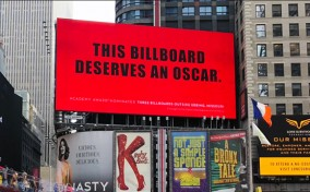 "Mỹ làm Billboard chúc mừng ""3 Billboards"" đoạt giải Oscar"