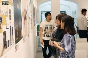 Direction InBiz 2018 – Mãn nhãn với các dự án thiết kế sáng tạo đầy màu sắc
