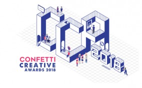 Confetti Creative Awards (CCA 2018) – Cơ hội tranh tài của sinh viên Thiết kế đồ họa