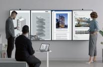 Surface Hub 2, một sản phẩm thiết kế độc đáo từ Microsoft dành cho những văn phòng của tương lai