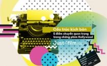 Just4Film #2: Cấu trúc kịch bản: 5 điểm chuyển quan trọng trong những câu chuyện Hollywood