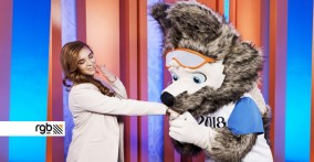 Chó sói Zabivaka – linh vật World Cup 2018 đ...