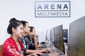 Arena Multimedia tuyển sinh khóa Thiết kế Đồ họa & Mỹ thuật Đa phương tiện 2018