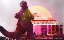 Just4Film #7: Từ Godzilla đến R2D2 – Sự ảnh hưởng của Nhật Bản lên nền điện ảnh hiện đại