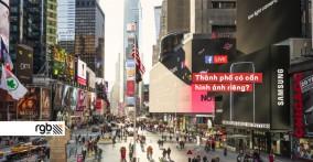 Thành phố có cần một Giám đốc thiết kế hình ảnh riêng?