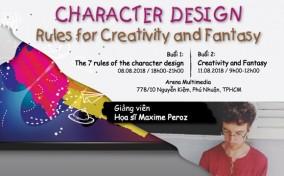Khóa học chuyên sâu: Quy tắc sáng tạo trong Thiết ...