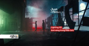 Just4Film #11: Lighting 101 – Ánh sáng trong...