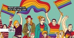 """Nguồn gốc ra đời của lá cờ """"Cầu Vồng"""" LGBT qua nhữ..."""