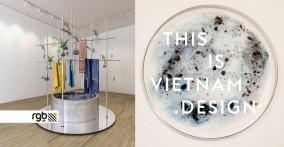 Nhà thiết kế Việt Nam tham dự triển lãm London Des...