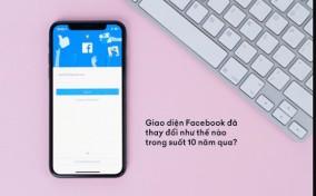 Giao diện ứng dụng Facebook đã thay đổi như thế nà...